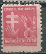 CUBA  Scott# RA21 ** MNH Set Charity - Beneficiencia (Sellos De)