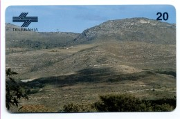 Montagne Mountain Télécarte Telefonkarte Brésil Phonecard (D 542 - Mountains