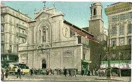 13 MARSEILLE ++ L'Eglise Des Augustins ++ - Monuments