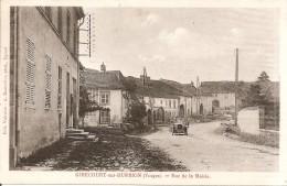 GIRECOURT - Sur - DURBION  -  Rue De La Mairie - Sonstige Gemeinden