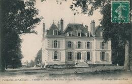 FOUGERES SUR BIEVRE - Château De La Boulas, Et Le Vieux Château De Fougères - Otros Municipios