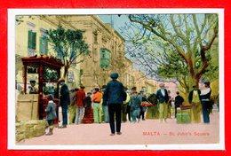 MALTE -- St John's Square - Malte