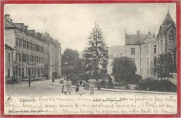 DIEKIRCH - Nels Luxembourg Série 9 N° 15 - Hotel Des Ardennes - Diekirch