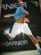 Lot 13 Affiches Tennis - Afiches