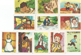 Lot D'images Pour Album Type Panini Nippon Animation Antenne 2 TOM SAWYER - Altri