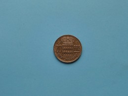1950 - 20 Franc / KM 151 ( Uncleaned - For Grade, Please See Photo ) ! - 1922-1949 Louis II
