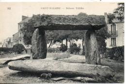 44. Saint Nazaire. Dolmen Trilithe - Saint Nazaire