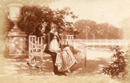 Postcard / CPA / Romantic / Romantique / Amour / Couple / Artist E. Meier / Ed. E.S. Paris / Unused - Andere Zeichner
