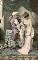 Postcard / CPA / Romantic / Romantique / Amour / Couple / Unused - Unterhaltung