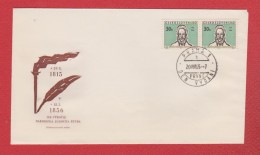 Tchecoslovaquie  --  Enveloppe Praha  20/8/1965 - Tschechoslowakei/CSSR