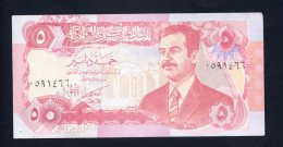 Iraq - 5 Dinars - Iraq