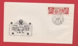 Tchecoslovaquie  --  Enveloppe Praha  18/12/1965 - Tschechoslowakei/CSSR