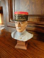 Buste Du Maréchal Pétain - Autres