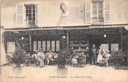 77- PONTHIERRY - LE DEBIT DE TABAC - Altri Comuni