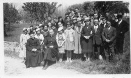 65Cha   04 Volonne Photo Des Fetes De Paques 1938 - Photos