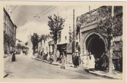TUNISIE - Tunis- Boulevard Bab-Ménara - CAP 170 - Tunisia