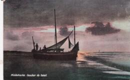ZONSONDERGANG   COUCHER DU SOLEIL - Middelkerke