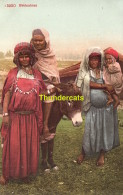 CPA  BEDOUINES FEMMES ARABES  EDIT. PHOTOGLOB ZURICH - Cartes Postales