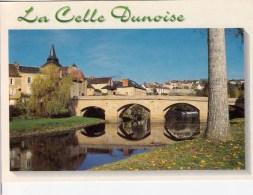 23 - La CELLE-DUNOISE - Pont Sur La Creuse - Frankrijk
