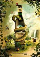 Postcard - Poster Reproduction - Aperitivo Fernet-Branca Milano Tentación (N0531) - Advertising