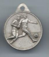 Petite Médaille/ Foot-Ball/Foot Féminin/ ASA//1980-81         SPO93 - Soccer