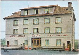 63. Gf. LARODDE. Colonie La Sim. M.S.A. Du Loir Et Cher. 702 - Autres Communes