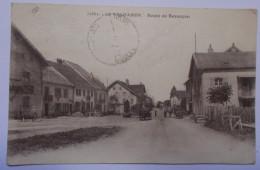 LE VALDAHON-Route De Besançon - Other Municipalities