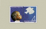Hungary 1986. National Peace Year / Animals - Birds Segmental Stamp MNH (**) - Ungarn