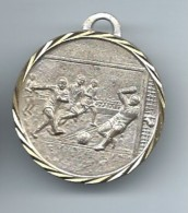 Médaille/ Foot-Ball/Union Nationale Des Clubs Corporatifs/Sport Pour Tous/Xé Anniversaire//Vers 1975-1980    SPO95 - Soccer