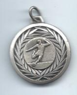 Médaille/ Foot-Ball/ASA//1979 - 1980       SPO96 - Soccer