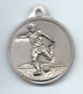 Médaille/ Foot-Ball/ASA//1980 - 1981      SPO97 - Soccer