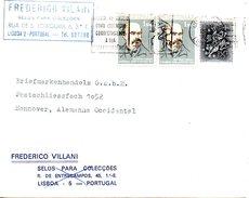 PORTUGAL. N°953 De 1964 Sur Enveloppe Ayant Circulé. Journal. - 1910-... República