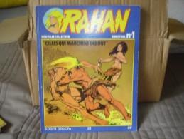 B.D    RAHAN    N° 1  POUR SAUVER ALONA - Livres, BD, Revues