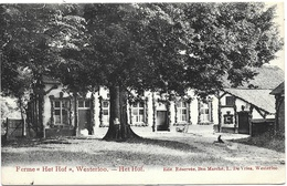 Westerloo NA3: Ferme Het Hof 1910 - Westerlo