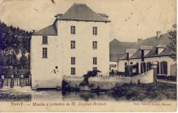 Havré Mons Moulin à Cylindres De M. Degaud-Briquet 1908 - Mons