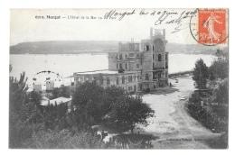 (9499-29) Morgat - L'Hôtel De La Mer Vu Du Parc - Morgat
