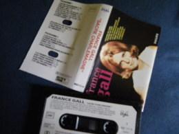 FRANCE GALL K7 AUDIO VOIR PHOTO...ET REGARDEZ LES AUTRES (PLUSIEURS) - Audio Tapes