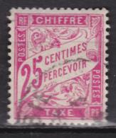 FRANCE TAXE 1893 YT N° 32 OBL COTE 4.50€ - 1859-1955 Oblitérés