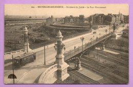 Bruxelles-Molenbeek - Boulevard Du Jubilè - Le Pont Monumental - Non Classificati