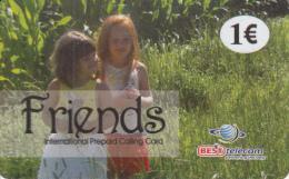 GREECE - Friends, Best Telecom Promotion Prepaid Card, Sample - Greece