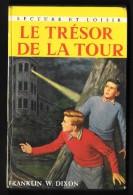 LECTURE ET LOISIR N°43 : Les FRERES HARDY Le Trésor De La Tour //Franklin W. Dixon - 1961 - Bücher, Zeitschriften, Comics