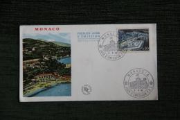 Enveloppe F.D.C. - 1er Jour D'Emission - MONACO - FDC