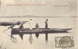 A-16 8007 : CONGO FRANCAIS  MOTOGODILLE A NCOUNDA CONCESSION ALIMAÏENNE - Congo Français - Autres