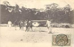 A-16 8010 : CONGO FRANCAIS  FONCTIONNAIRE HAMAC - Congo Français - Autres