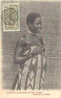 A-16 8018 : CONGO FRANCAIS JEUNE FEMME DU HAUT-CONGO. - Congo Français - Autres