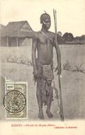 A-16 8024 : CONGO FRANCAIS MBOCHI DU MOYEN-ALIMA - Congo Français - Autres