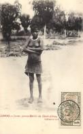 A-16 8025 : CONGO FRANCAIS JEUNE FEMME BATEKE DU  HAUT-ALIMA - Congo Français - Autres