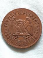 Medaille Satirique Grand Module - Variétés Et Curiosités