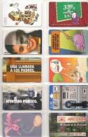 10-CARTES-PUCE-PORTUGAL-VENEZUELA-THEMES DIVERS -TBE - Venezuela
