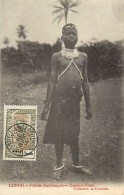 A-16 8033 : CONGO FRANCAIS FILLETTE BATCHANGUII KOUILOU-NIARIA - Congo Français - Autres